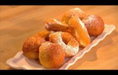 Пончики. Пышка московская