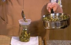 Заготовка на зиму щавеля и шпината