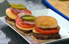 Гамбургер. Гамбургер традиционный.