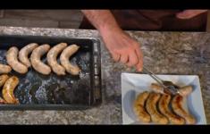 Тулузские сосиски. Итальянские сосиски по-канадски