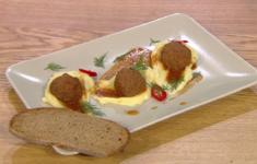 Шведский хлеб «Лимпа». Шведские тефтели с соусом брюн