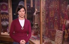 Декоративные вышивки Узбекистана и Таджикистана