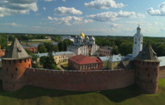 Великий Новгород - потерянные врата из Европы