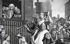 Золотой век британского эстампа