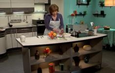 Картофельные рёшти с жареными грибами. Салат из апельсинов с редиской. Имбирно-цитрусовый джем