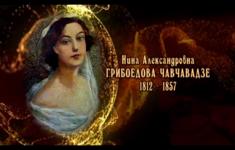 Нино (Нина Александровна Грибоедова-Чавчавадзе)