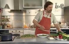 Зеленая фасоль по-балкански