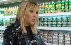 Продукты покупает Валентина Легкоступова