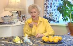 Спагетти с лимонным соком. Мед с лимоном. Джем с лимоном.