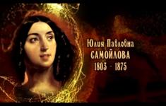 Юлия Павловна Самойлова