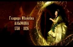 Глафира Алымова