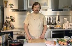 Фасоль по-бретонски