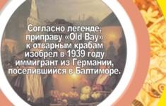 Приправа Old Bay