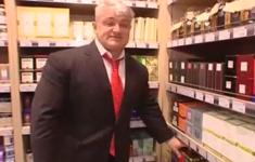 Продукты покупает Владимир Турчинский