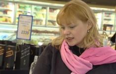 Продукты покупает Ольга Машная