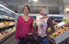 Продукты покупает Ирина Ортман