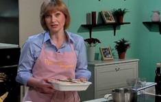 Каре ягненка с картофелем под виноградным соусом. Трайфл с виски