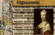 Нарышкин